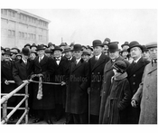 Borough President Riegelmann opening the boardwalk between W. 5th St & W. 17th St 1922