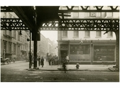 Bowery - at Broome Street 1915
