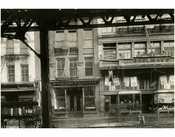 Bowery - between Canal & Hester Street 1915