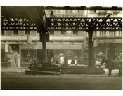 Bowery - between Grand & Broome Street 1915