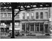 Bowery - between  Hester & Canal Street  1915