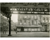 Bowery - east side - at 2nd Street 1915