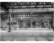 Bowery - east side - between 1st & 2nd streets  1915