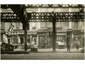 Bowery - East Side - between Broome & Grand Street 1915