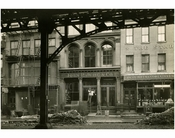 Bowery - east side - between Grand & Hester Street  1915