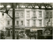 Bowery - east side - between Hester & Canal Street 1915