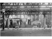 Bowery - east side - between Stanton & Rivington streets  1915