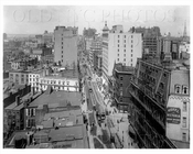 Broadway North from 26th St Manhattan NYC 1903