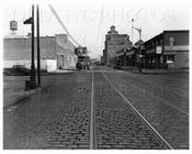 Flushing Ave set from Kent Ave 1949