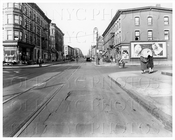 Lee Ave north from Heyward St 1944