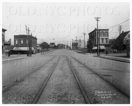 31st Street at 30th road next block is Newton Ave 1913