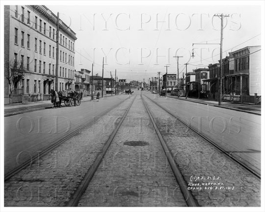 31st Street, North to 30th Rd Grand Ave 1913