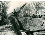 Crown Heights road contruction
