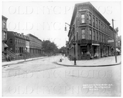 Prospect Place east facing Flatbush Ave Prospect Heights 1914