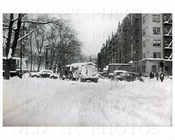 Ocean Avenue north facing Lincoln Road Flatbush Prospect Park 1948