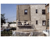 House exterior wall repairs 1980's