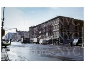 9th Ave looking south toward West 40th St 1970s