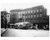 Division Ave between Broadway & Keap St 1940s