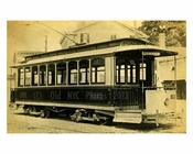 Broadway Trolley Line early 1900s  - Jamaica  - Queens NY