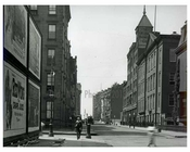 Broadway & Waverly Place - Tribeca - Downtown Manhattan NYC 1913