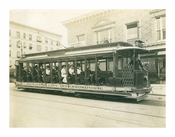 Bronx Trolley Car
