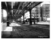 Brook & Westchester Avenues - South Bronx, NY 1904