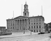 Brooklyn City Hall, Court and Joralemon Streets, 1884