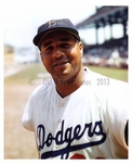 Brooklyn Dodgers Roy Campenella at Ebbets Field - Brooklyn NY