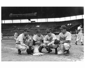 Brooklyn Dodgers Spring Training 1940s
