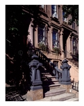 Brownstone apartment, in the Upper East Side