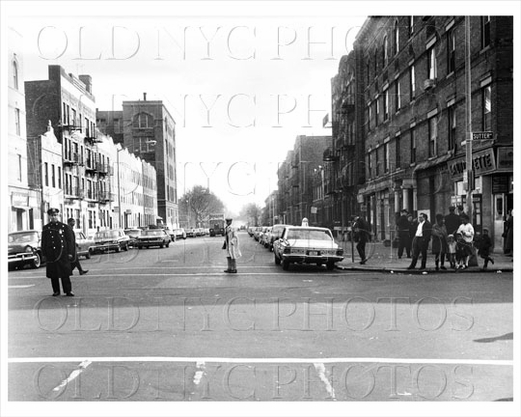 Brownsville Hopkinson South at Sutter PS 175 1965