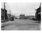 Bushwick Ave North from Devoe  Street - East  Williamsburg - Brooklyn, NY  1918