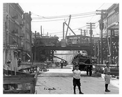 Bushwick Ave & Sholes St. - Williamsburg - Brooklyn , NY  1923