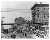Bushwick & Montrose Ave  - Williamsburg - Brooklyn , NY  1923