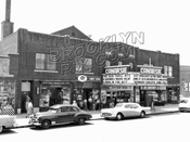 Canarsie Theater on Avenue L, 1959