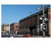 Carroll St and Nostrand Ave Crown Heights 1967