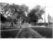 Central Ave 1911
