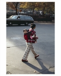 A baby in Chinatown  - Downtown Manhattan, NY