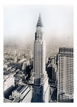 Chrysler building nearing completion E. 42nd Street & Lexington Avenue 1930