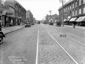 Church Avenue looking west from McDonald Avenue, 1929