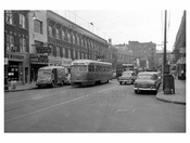 Church & East 18th Street 1956