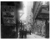 Church Street 1913 - Financial District Downtown Manhattan NYC