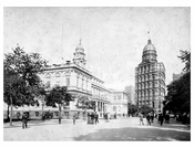 City Hall Plaza 1894