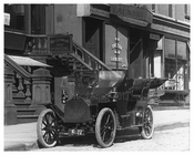 Classic Car parked on Lexington Avenue 1911 - Upper East Side, Manhattan - NYC