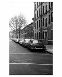 Classic Cars line the streets in this Brooklyn Neighborhood