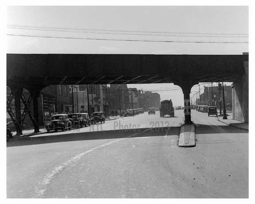College Point Blvd. at LIRR Trestle  - Flushing - Queens NY