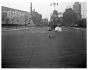 Columbus Circle 1957  - Manhattan - New York, NY