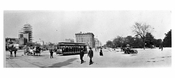 Columbus Circle - Panorama from Broadway to Central Park 1904  - Upper West Side - Manhattan - New York, NY