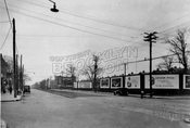 Coney Island Avenue looking south from Avenue N, 1928