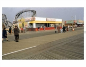 Coney Island Boardwalk 1953